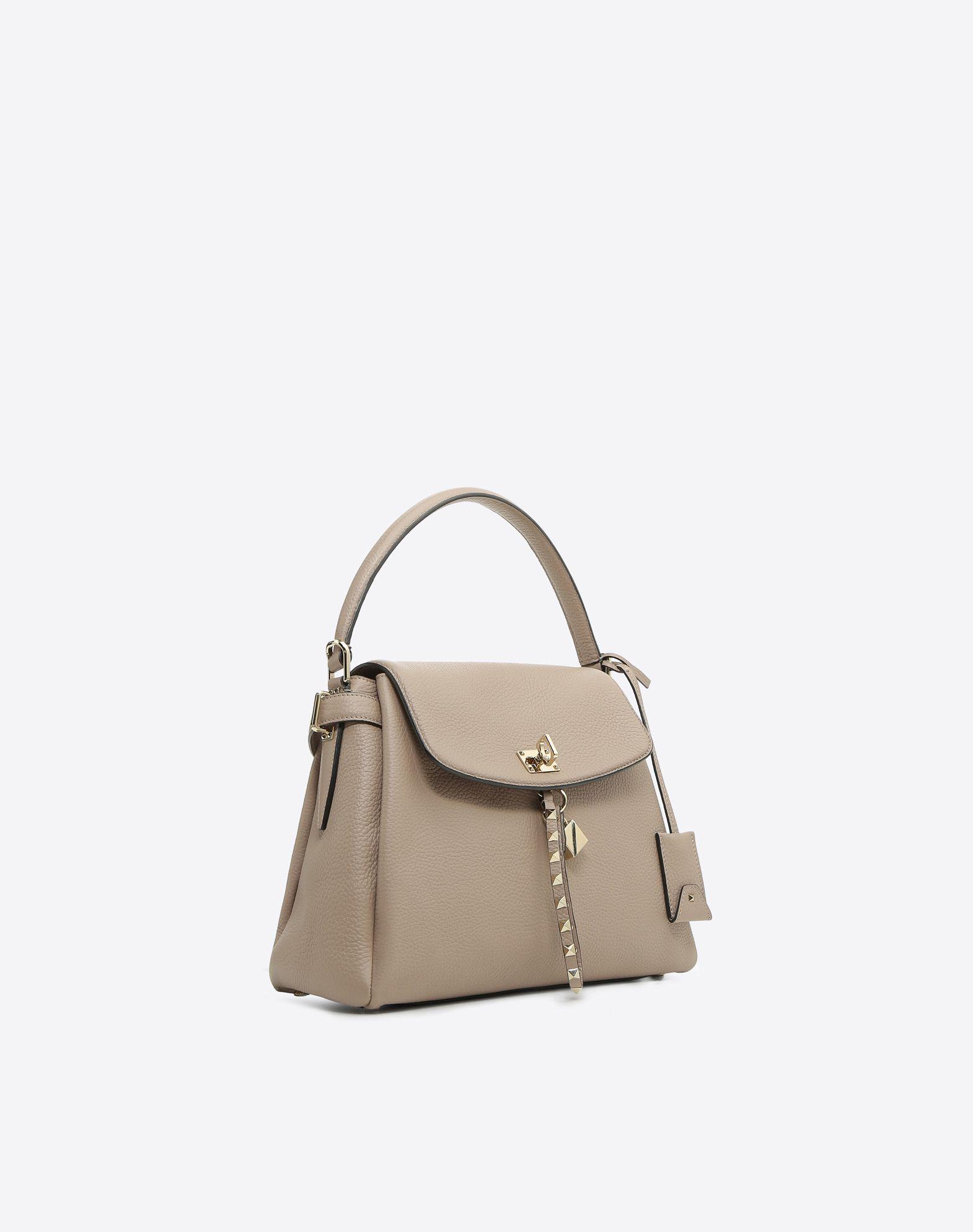 VALENTINO GARAVANI Single Handle Bag HANDBAG D r