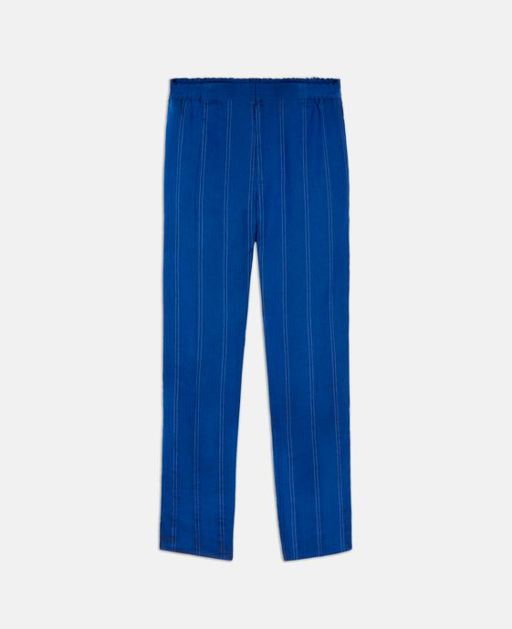 Tod Pinstripe Trousers