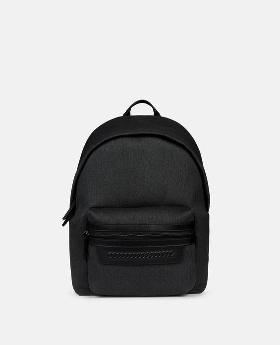 Embossed Falabella Backpack