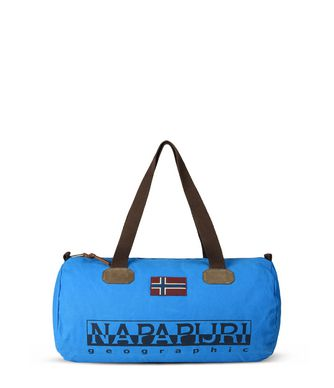 NAPAPIJRI BERING SMALL EXCLUSIVE  TRAVEL BAG,AZURE