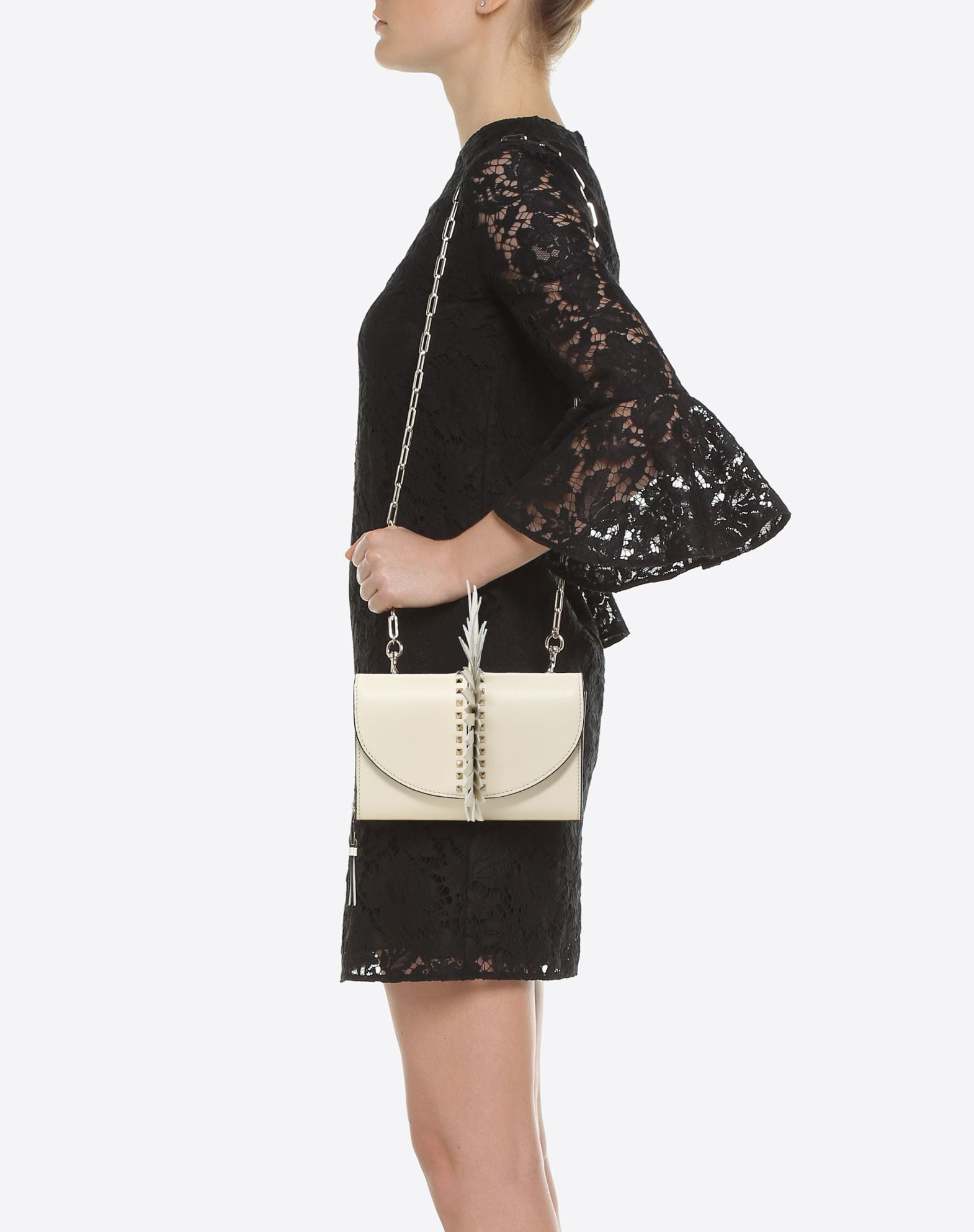 VALENTINO GARAVANI Shoulder Bag CROSS BODY BAG D a