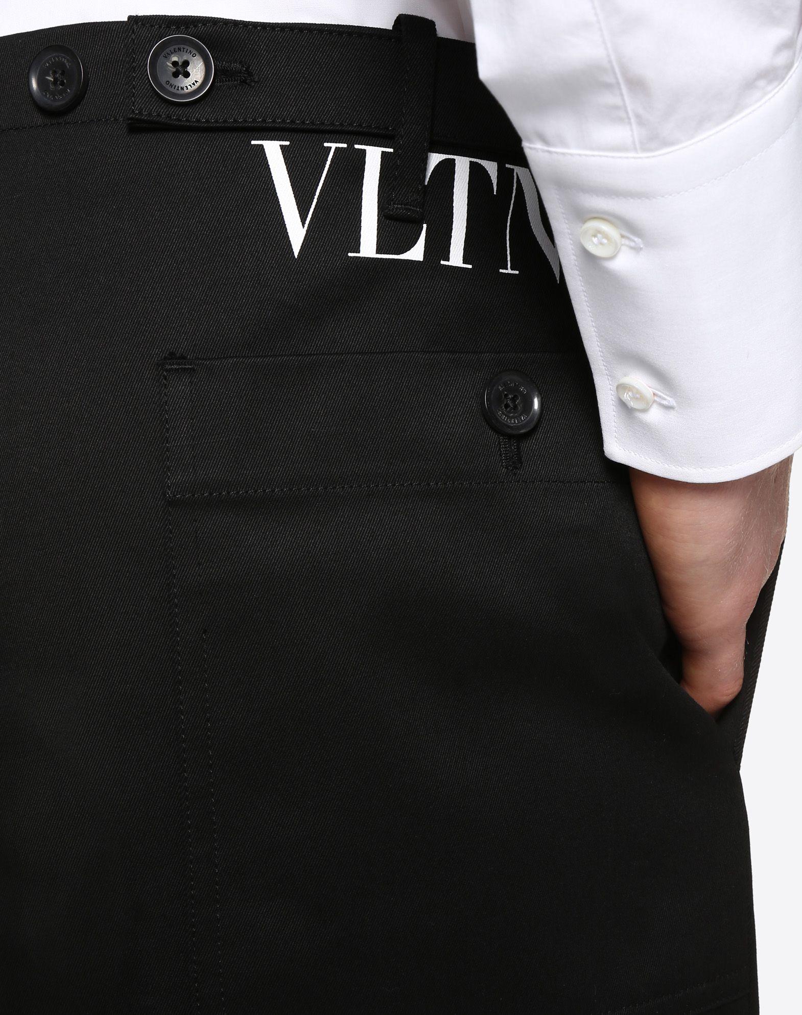 VALENTINO UOMO VLTN cargo pants Trousers U a