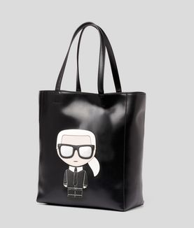 KARL LAGERFELD K/IKONIK SOFT SHOPPER