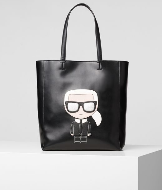 KARL LAGERFELD K/Ikonik Soft Shopper  12_f