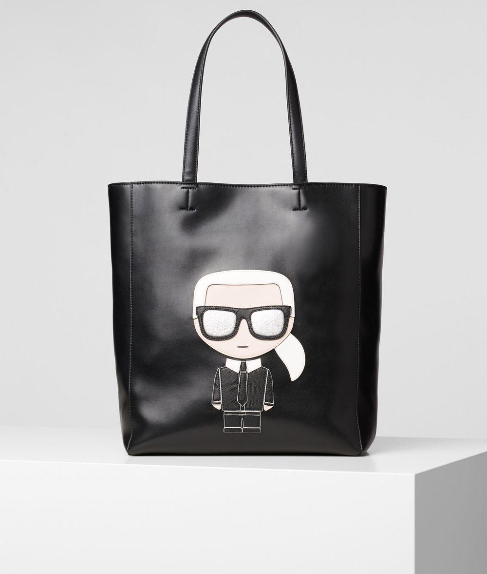 KARL LAGERFELD K/Ikonik Shopper Shopper E f