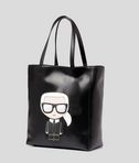 KARL LAGERFELD K/Ikonik Soft Shopper  8_r