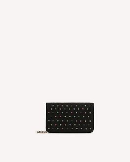 REDValentino Clutch Woman PQ2B0A01GAP 0NO a