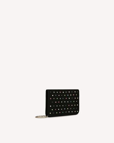 REDValentino PQ2B0A01GAP 0NO Clutch Woman f