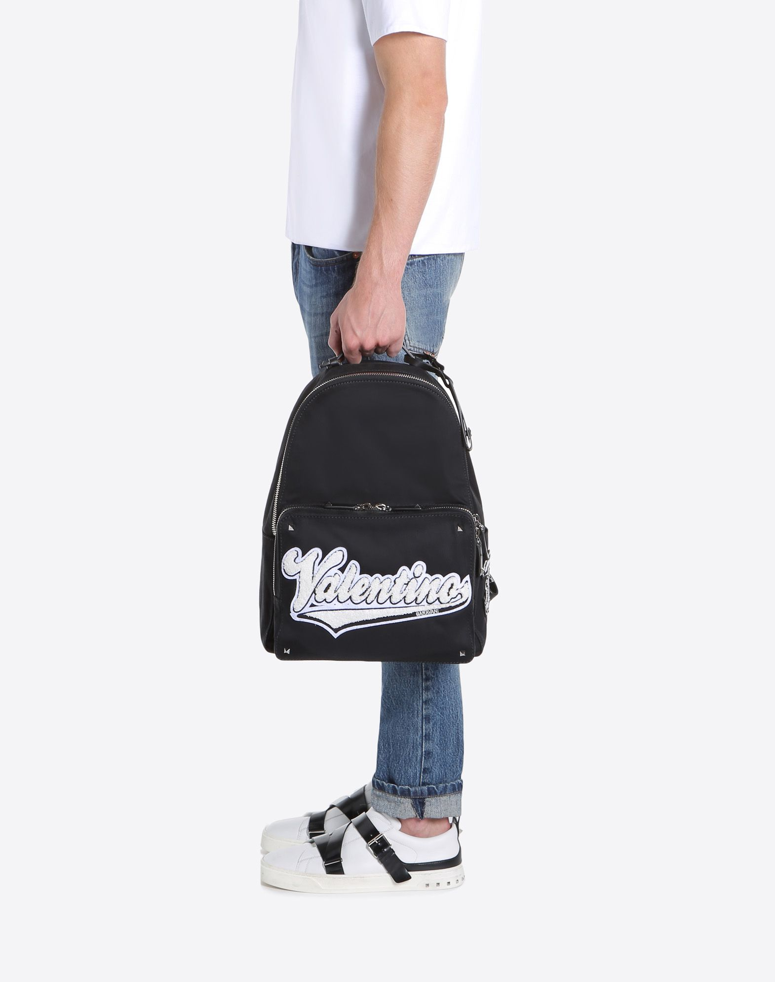 VALENTINO GARAVANI UOMO Backpack Backpack U a