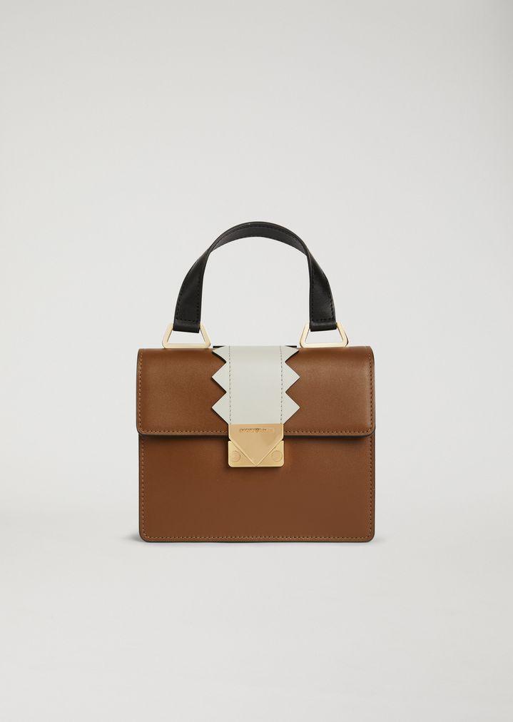 99ab8912b40a Mini bag with shaped detail