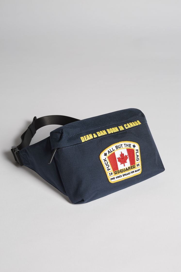 DSQUARED2 Canada Patch Bum Bag Fanny pack Man