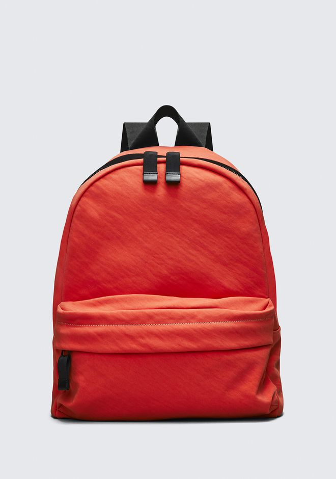 ALEXANDER WANG RUCKSÄCKE ORANGE NYLON CLIVE BACKPACK