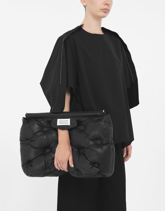 MAISON MARGIELA Large Glam Slam bag Handbag [*** pickupInStoreShipping_info ***] r