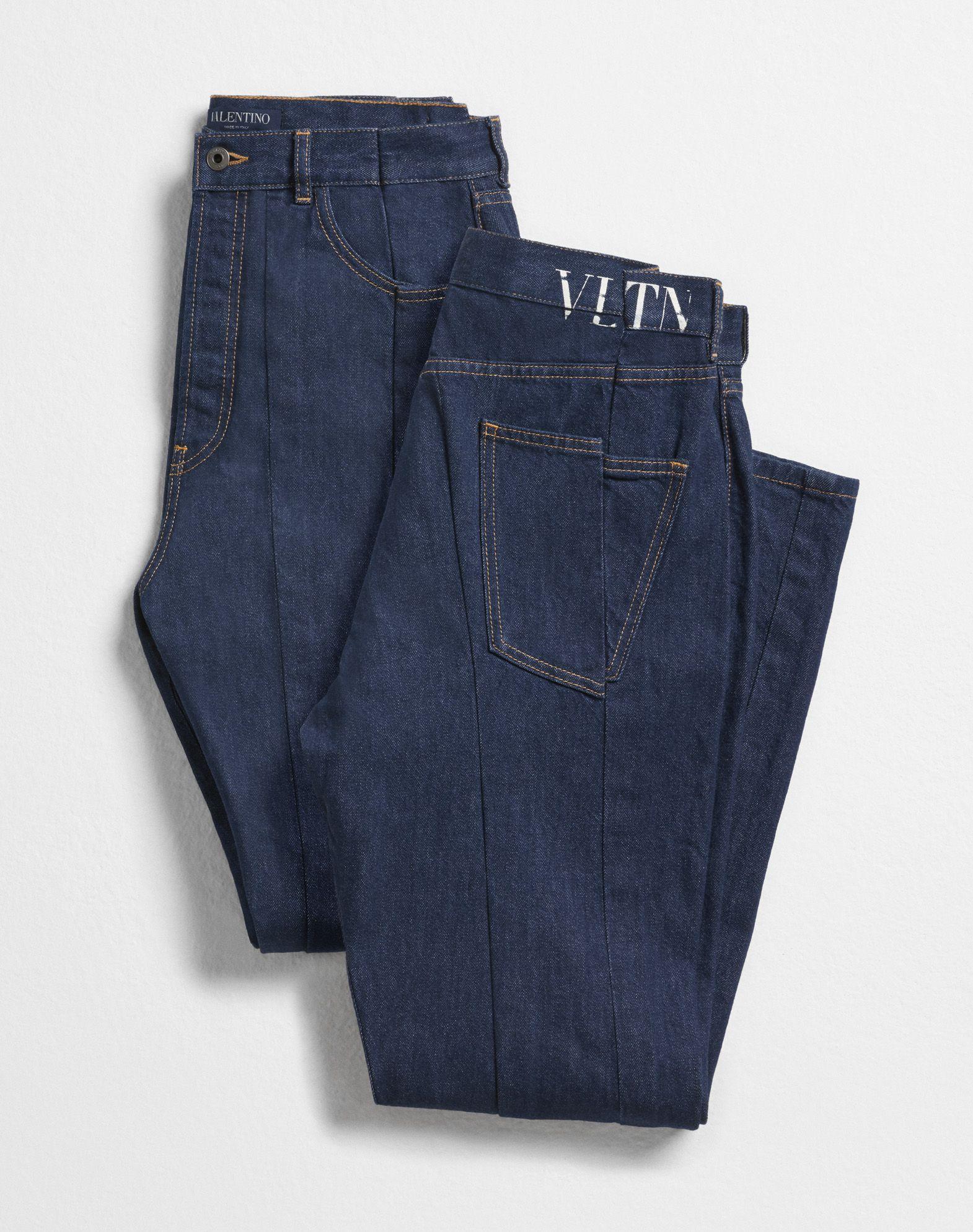VALENTINO UOMO VLTN 5-pocket jeans DENIM U l