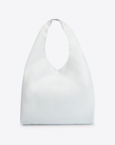 MAISON MARGIELA Tote Woman Supple leather shopping tote f