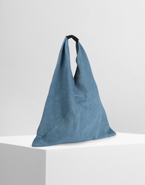 MM6 MAISON MARGIELA Denim Japanese tote bag Handbag Woman r