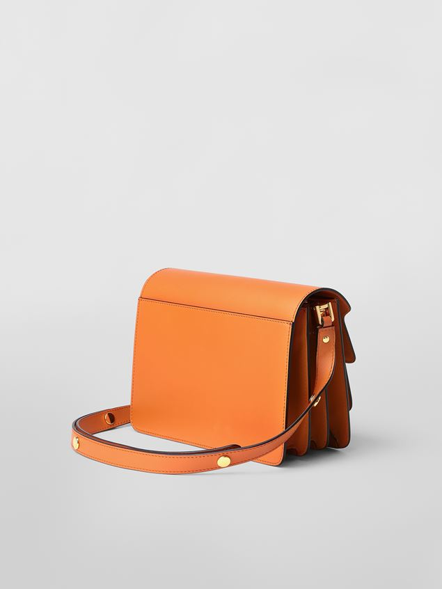 Marni TRUNK bag aus Kalbsleder Damen - 3