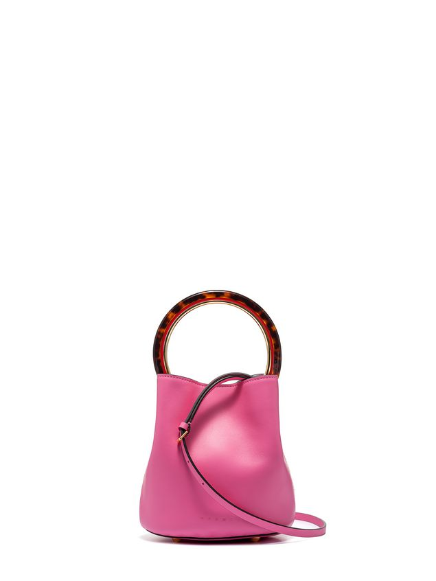 Marni PANNIER bag in calfskin  Woman - 3