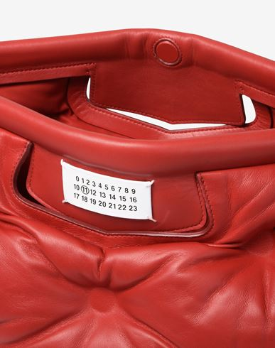 BAGS Large Glam Slam bag Red