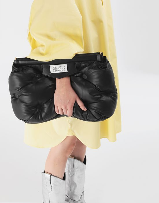 MAISON MARGIELA Medium Glam Slam bag Handbag [*** pickupInStoreShipping_info ***] r