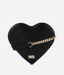 KARL LAGERFELD Sac à bandoulière K/Love en forme de cœur 8_d