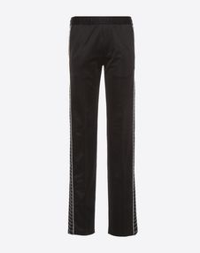 VALENTINO UOMO Trousers U Trousers with embroidered bands f