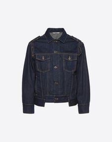 VALENTINO UOMO JACKET U Denim jacket f