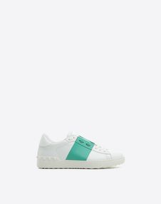 VALENTINO GARAVANI UOMO LOW-TOP SNEAKERS U Open 低帮运动鞋 f