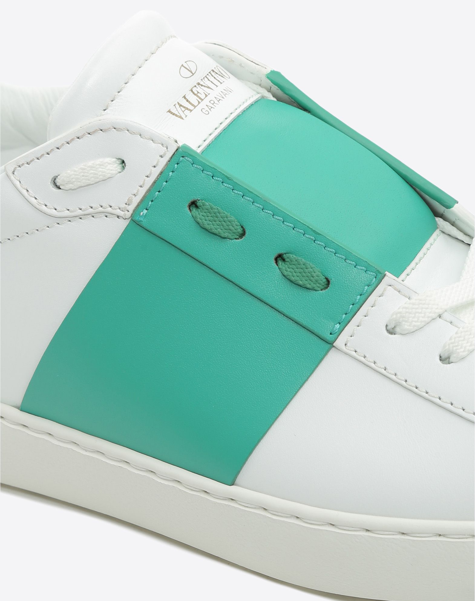 VALENTINO GARAVANI UOMO Open 低帮运动鞋 LOW-TOP SNEAKERS U b