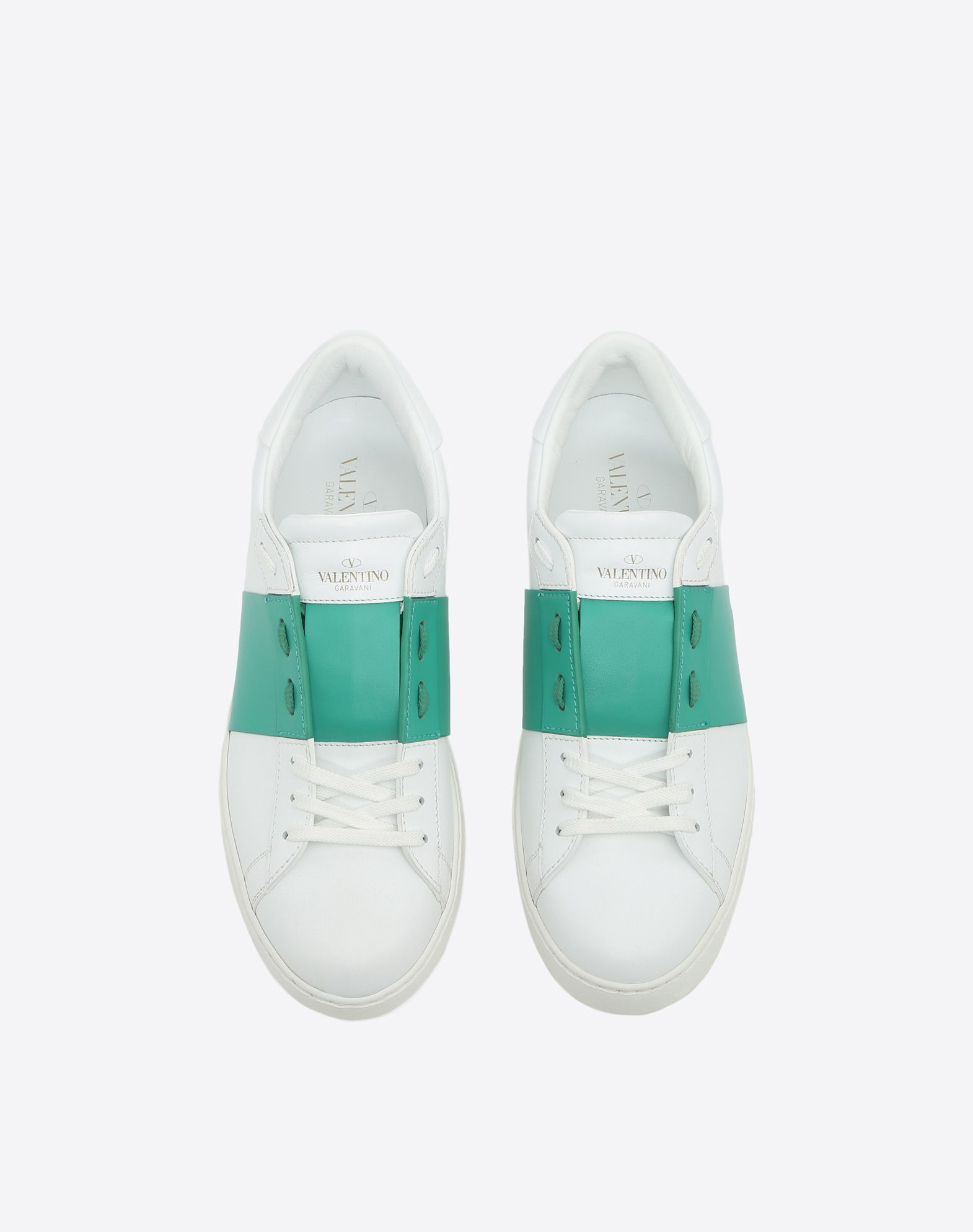 VALENTINO GARAVANI UOMO Open 低帮运动鞋 LOW-TOP SNEAKERS U e