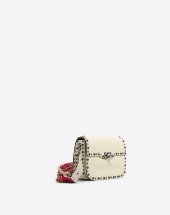 VALENTINO GARAVANI Shoulder bag D Free Rockstud Spike Chain Bag r