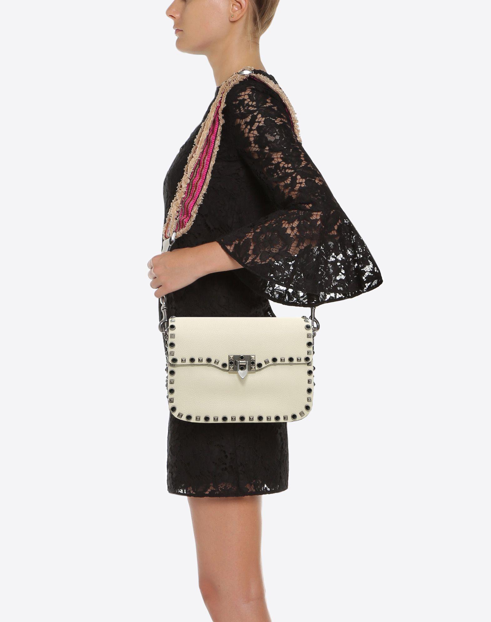 VALENTINO GARAVANI Rockstud Bag Shoulder bag D a