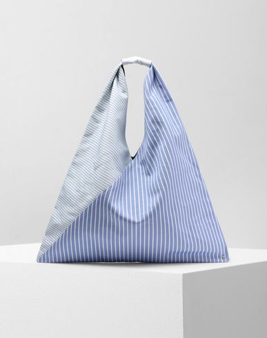 MM6 MAISON MARGIELA Handbag D Printed canvas Japanese tote bag f