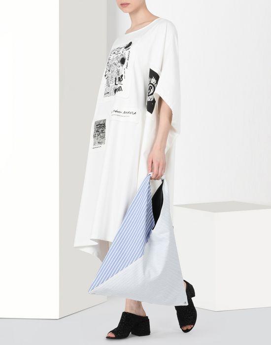 17b6102f78ec MM6 MAISON MARGIELA Printed canvas Japanese tote bag Handbag       pickupInStoreShipping info