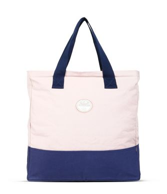 NAPAPIJRI HAWAII TOTE  SHOPPER & BORSA A SPALLA,BIANCO