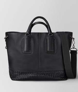 NERO FRENCH CALF NICOLO TOTE