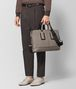 BOTTEGA VENETA STEEL FRENCH CALF NICOLO BRIEFCASE Business bag Man ap