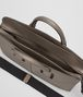 BOTTEGA VENETA STEEL FRENCH CALF NICOLO BRIEFCASE Business bag Man dp