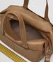 BOTTEGA VENETA CAMEL INTRECCIATO CHECKER DUFFLE Luggage Man dp