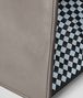 BOTTEGA VENETA STEEL INTRECCIATO CHECKER TOTE Tote Bag Man ep