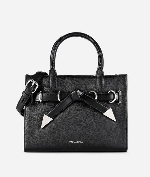 KARL LAGERFELD K/Rocky Bow Small Shopper 12_f