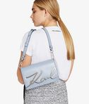 KARL LAGERFELD K/Signature Shoulder Bag 8_r