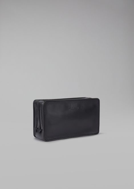 Smooth Leather Money Bag