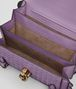 BOTTEGA VENETA LILAC INTRECCIATO WINGTIP CITY KNOT BAG Shoulder Bag Woman dp