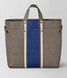 steel vialinea struzzo tote Full Out Portrait