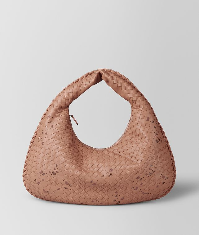 cbcd523235cc BOTTEGA VENETA DAHLIA INTRECCIATO NAPPA AYERS MEDIUM VENETA BAG Hobo Bag       pickupInStoreShipping info