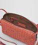 BOTTEGA VENETA HIBISCUS INTRECCIATO NAPPA AYERS NODINI BAG Crossbody bag Woman dp