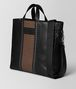 nero vialinea calf tote Right Side Portrait