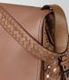 BOTTEGA VENETA BORSA MESSENGER IN INTRECCIATO PALIO DAHLIA Shoulder Bag Donna ep