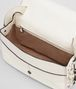 BOTTEGA VENETA LATTE INTRECCIATO PALIO MESSENGER Shoulder Bag Woman dp